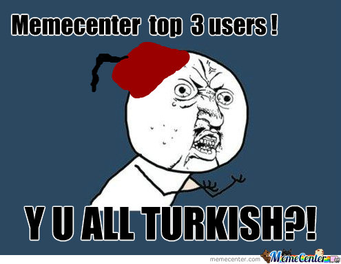Y U All Turkish