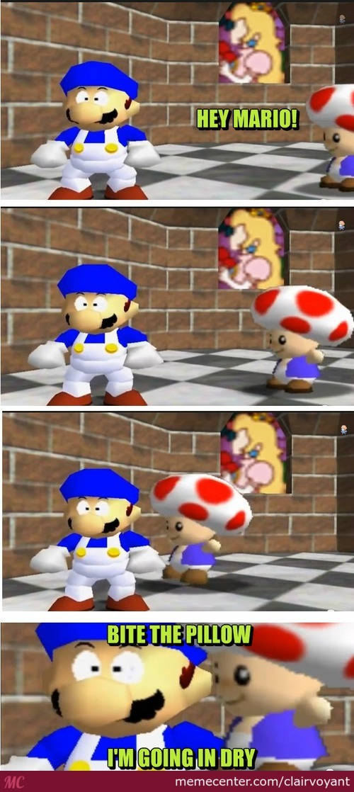 Y U Do Dis Toad? (Including Blank Template)
