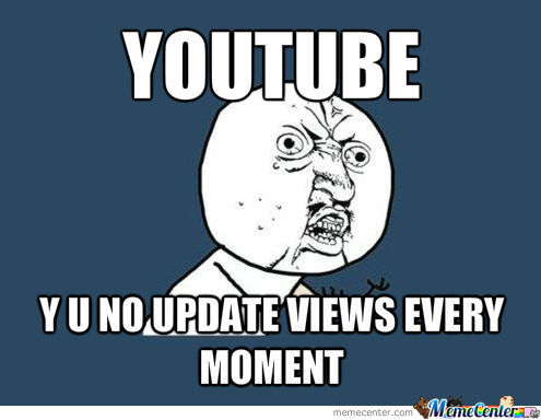 Y U No Youtube