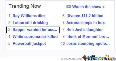 Yahoo You So Crazy