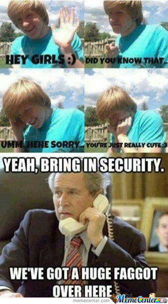 Yeah , Bring In Security.