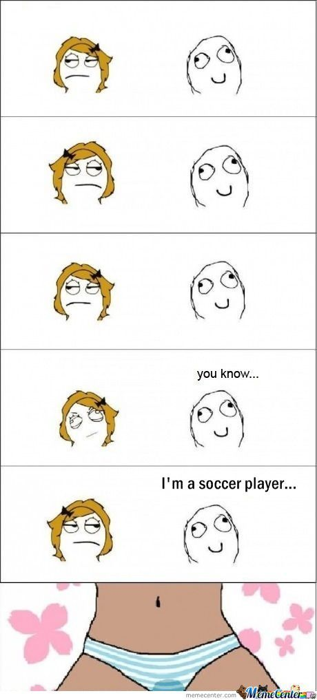 Yeahh, Soccer Players