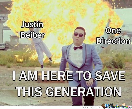 Yes Psy We Need You