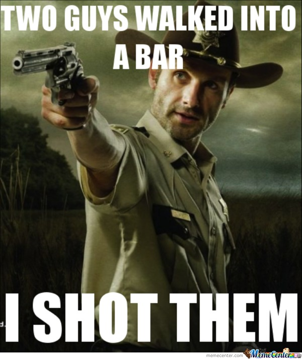 Yes You Did Rick