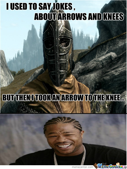 Yo Dawg,i Heard You Like Skyrim