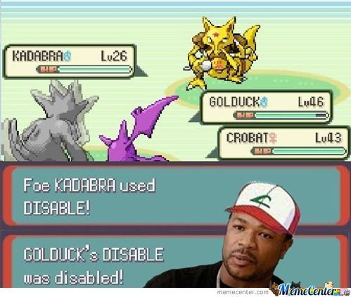 Yo Dawg, I Herd You Liek Pokeon