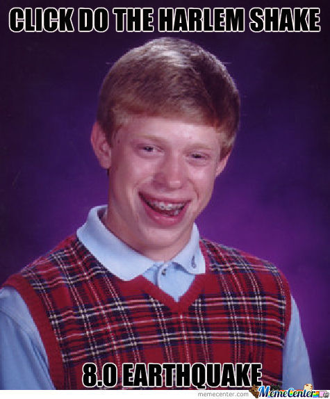 Yo Momma So Bad Luck, Even Bad Luck Brian Considered Lucky
