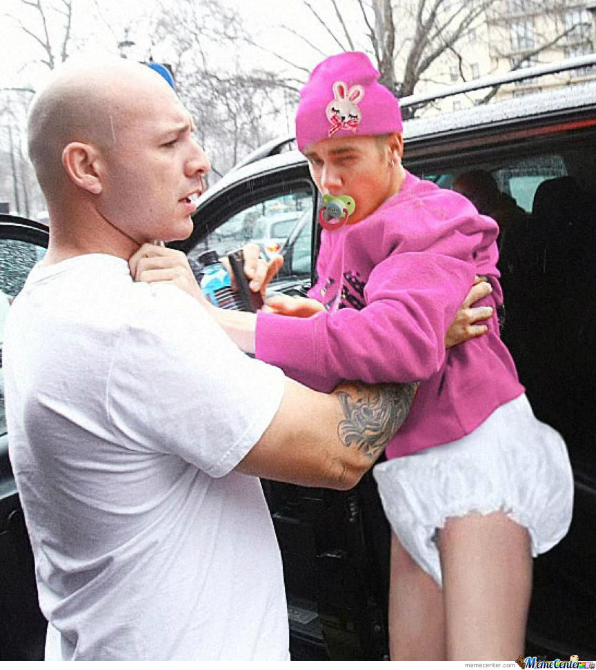 Yo Usher Are You Comming Tonight? ---Nah I'm Babysitting Justin Bieber!