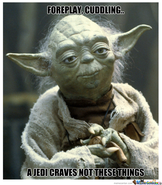 Yoda The Wise