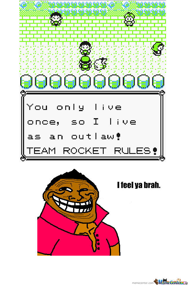 Yolo Pokemon Douche