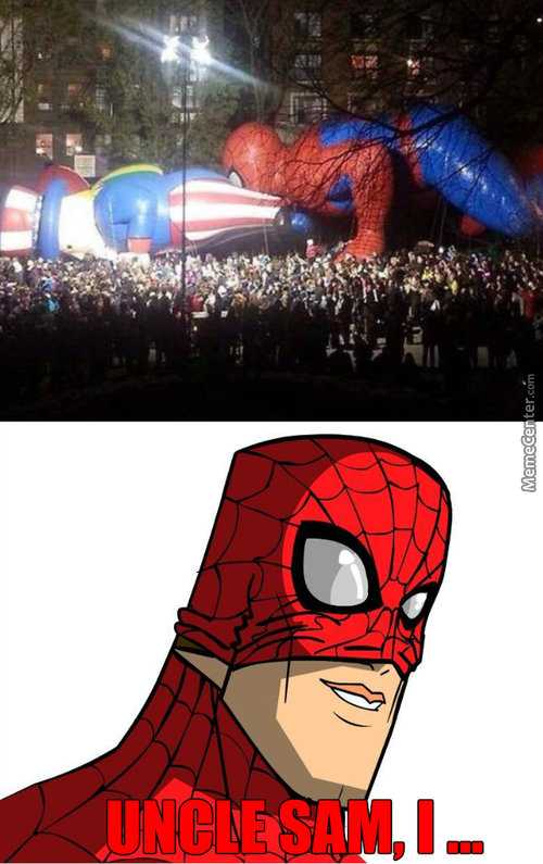 You Always Thought Spiderwebs Came Out From My Wrists? Criminals, I ...