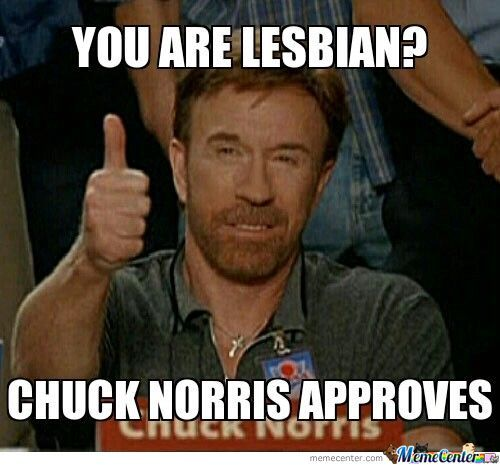 You Are Lesbian?