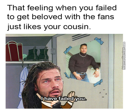 You Can't Be Likes Your Cousin, Believe That.