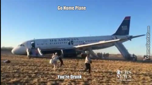 "You Can't Spell ""fail"" Without Plane"