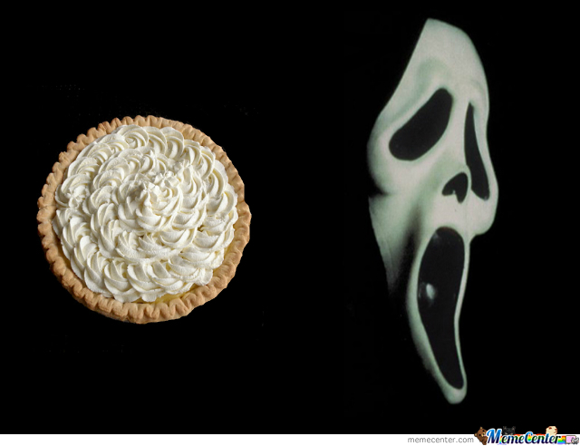"""You Can't Spell """"scream"""" Without """"cream"""""""