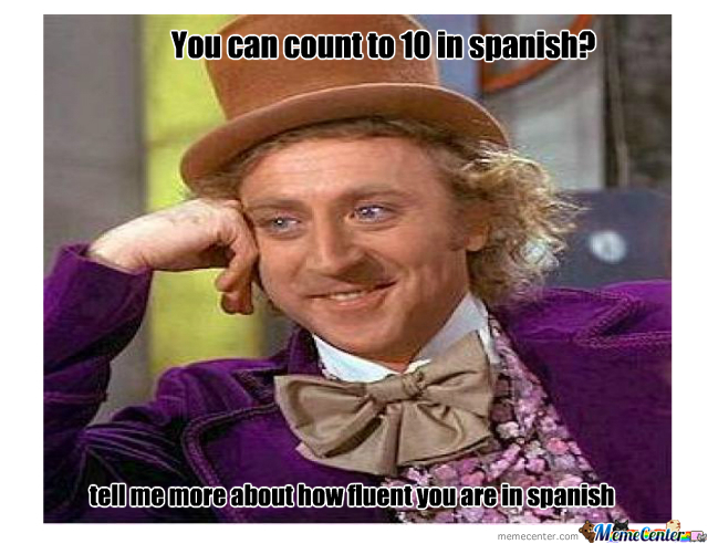 You Can Count To 10 In Spanish?