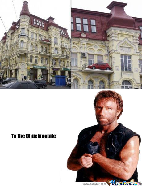 You Can't Explain That; Only Chuck Does