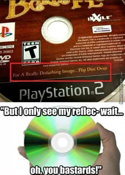 You Got Me This Time Disc  >:(