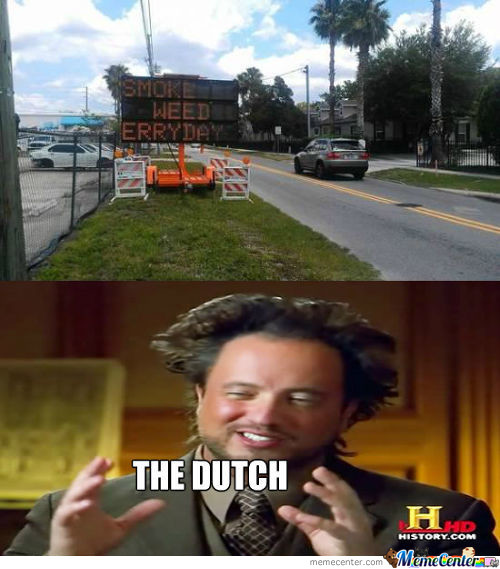 You Gotta Love The Dutch