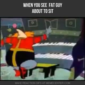 I Know I Am Fat 43