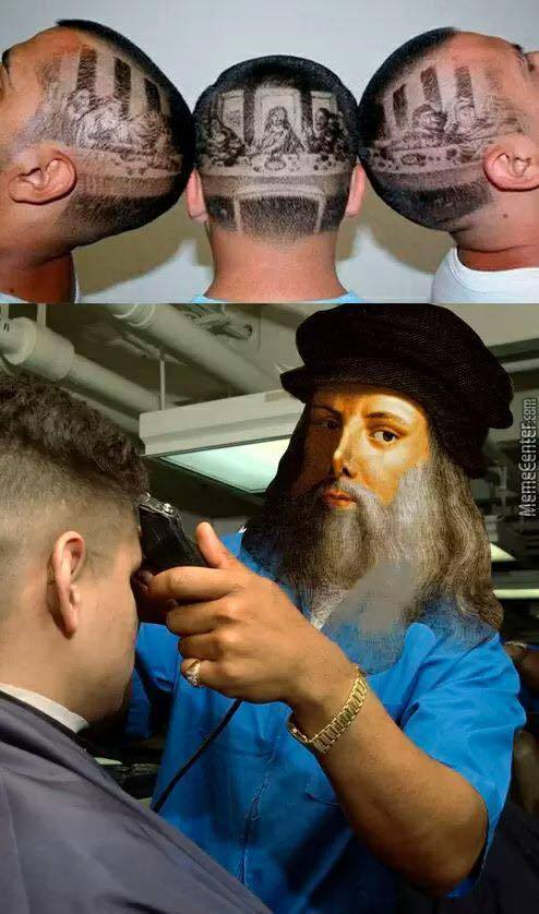 You Know The Renaissance?  Barber: Say No More