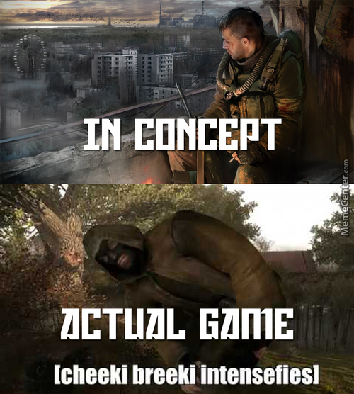 You See Ivan, Dont Trust Concept Or They Misled You.