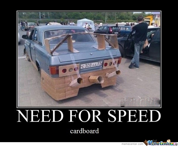 You See What I Did There? Nfs Carbon