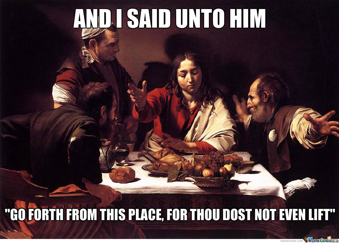 You Tell Em, Jesus!