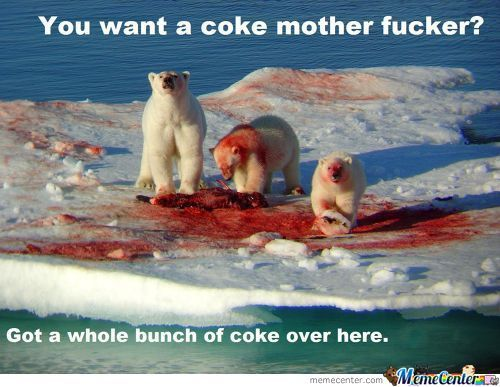 You Want A Coke?