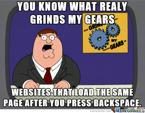 You What Grinds My Gears