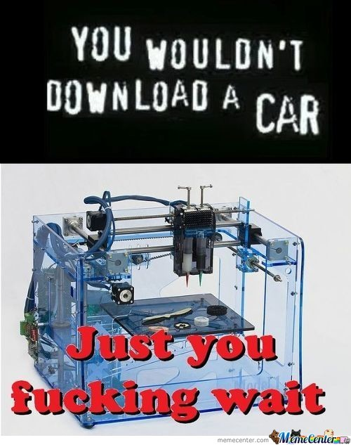 You Wouldn't Download A Car