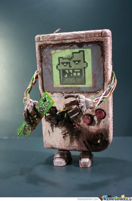 Your Gameboy Has Returned And Become A Zombie...