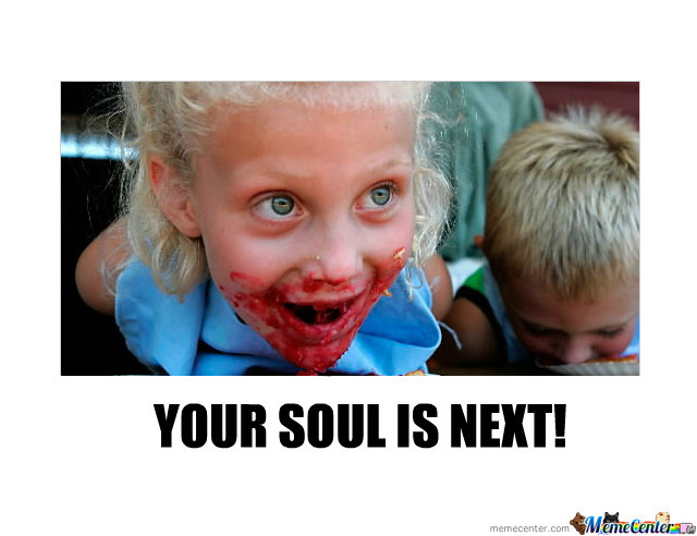 Your Soul Is Next