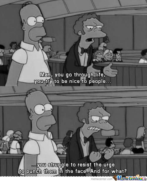 You're Not The Only One, Moe