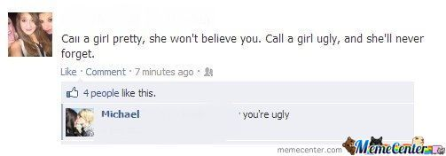 You're Ugly