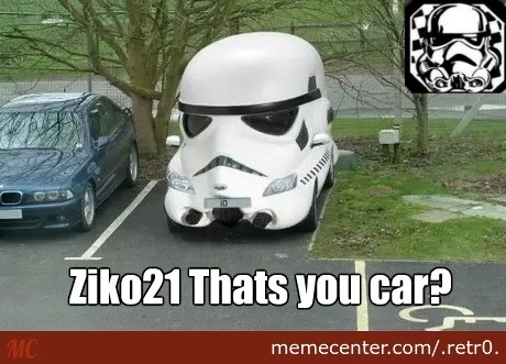 Ziko21 Thats Your Car?