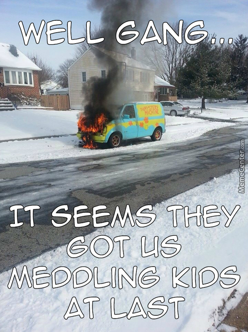 Zoinks! Scooby Doo, Where Are You?