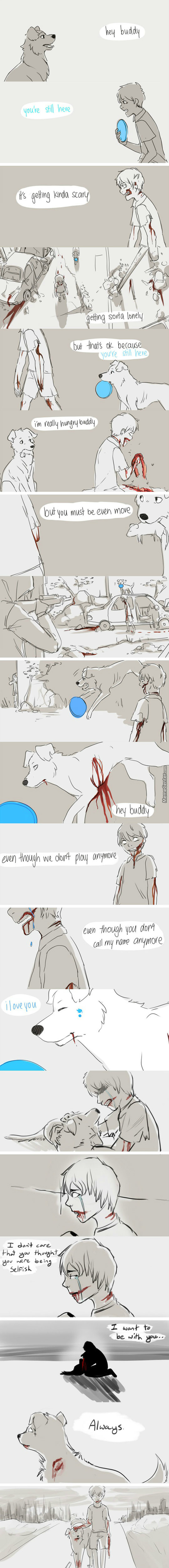 Zombies Have Feelings Too You Know