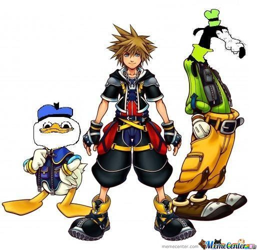 Zora Pls ; Kingdom Hearts Dolan