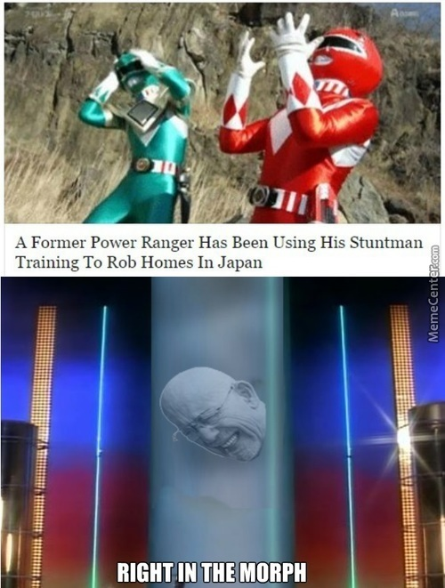 Zordon Didn't Train You For This (Bets On The Black Ranger Who Did This)