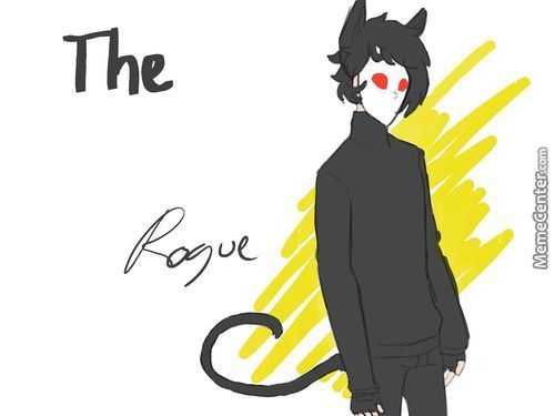 1.the Rogue