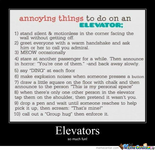 10 Ennoying Things To Do