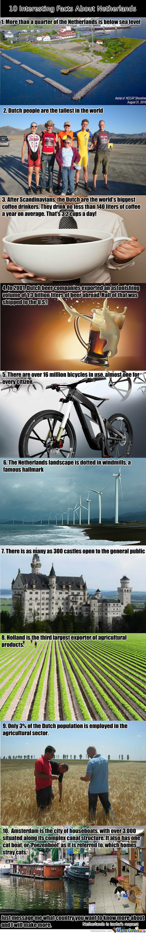 10 Interesting Facts About Netherlands