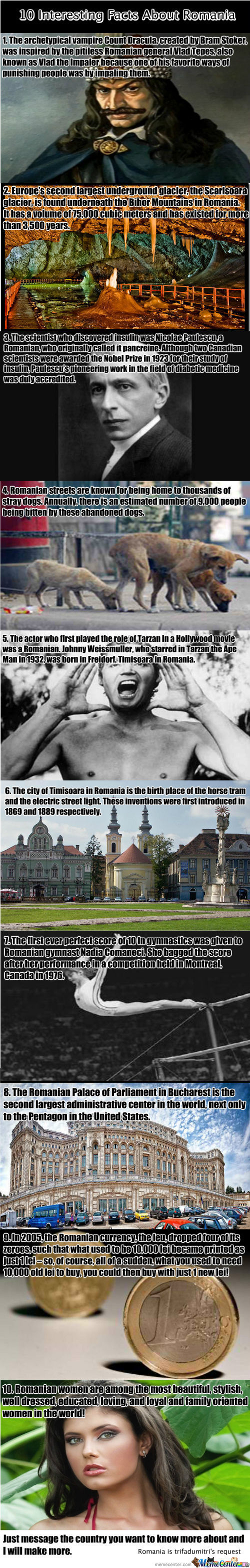 10 Interesting Facts About Romania
