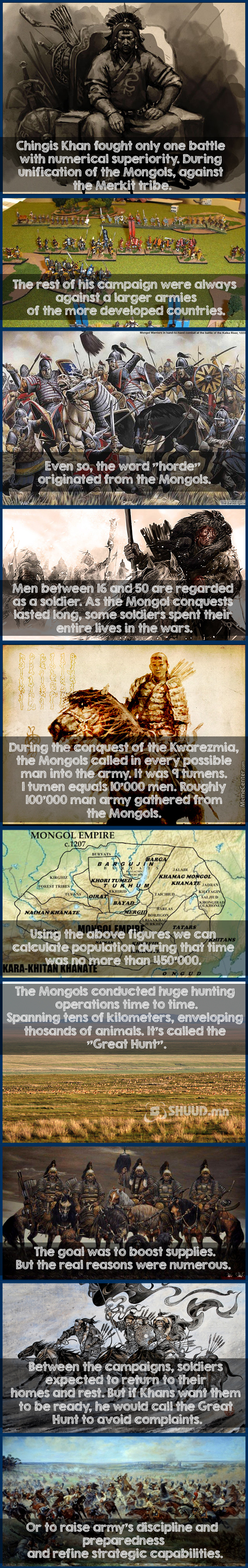 #11 Mongol Facts