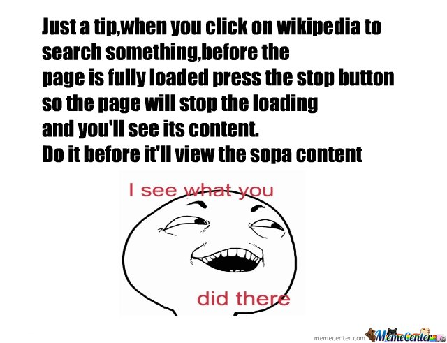 How to open Wikipedia