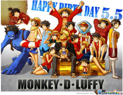 16 Years Of One Piece!  ( Me Gusta ) :d