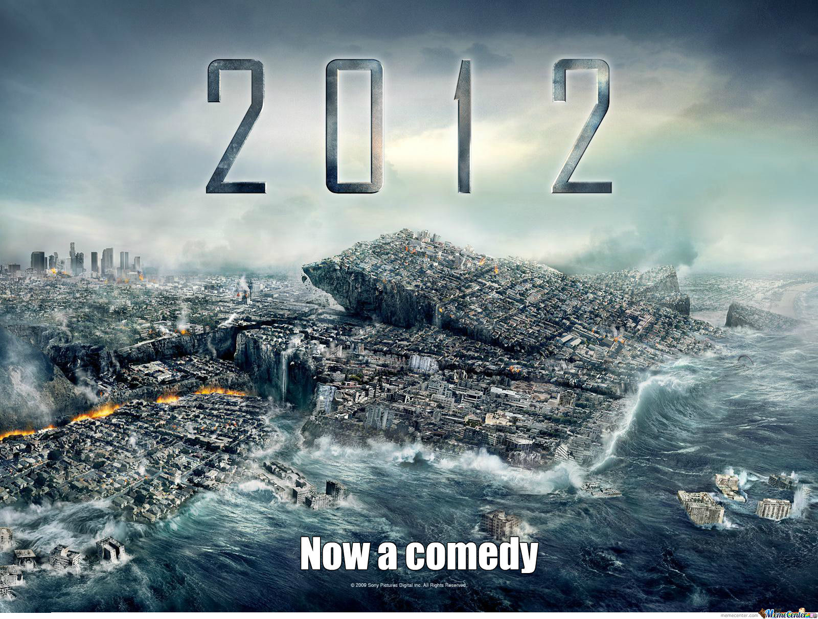 2012 Now A Comedy