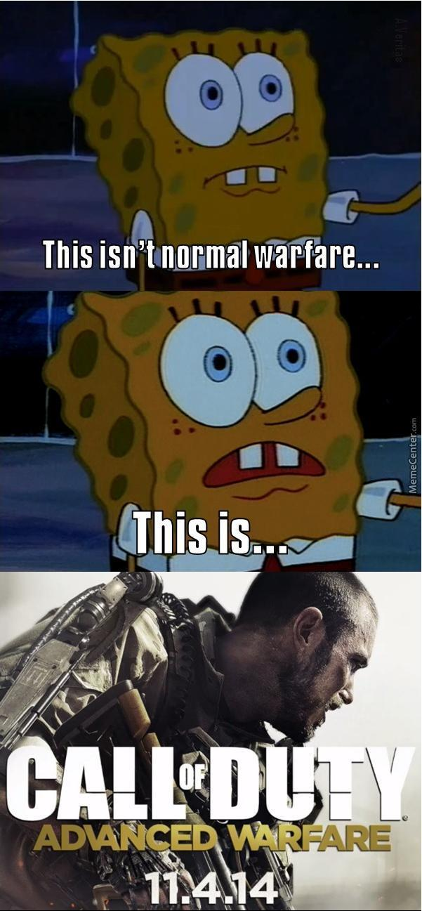 2014's Call Of Duty Looks Promising