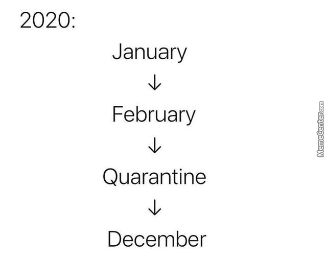 2020 In Four Words